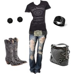 """""""You Don't Know Jack"""" by sarah-jones-3 on Polyvore"""