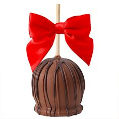 Gertrude Hawk - Milk Chocolate Caramel Apples {The wedding favors at my wedding. Everyone raved about how amazing they were!}