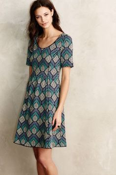 Hollyhock Dress by HD in Paris - anthropologie.com. The perfect work dress *if* it had pockets