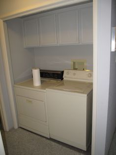 DIY-ify: 12 Neat Laundry Room DIYs for Small Spaces