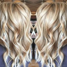 Vanilla Latte Blonde                                                                                                                                                     More https://www.facebook.com/shorthaircutstyles/posts/1759806447643128