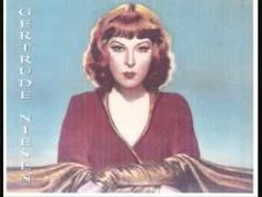 Smoke gets in your eyes (1933) Gertrude Neisen