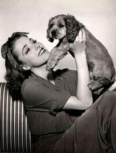 Eleanor Parker 1945
