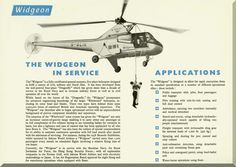 Westland - Sikorsky S.51 Series 2 Widgeon Helicopter Technical Brochure Manual - Aircraft Reports - Aircraft Manuals - Aircraft Helicopter Engines Propellers Blueprints Publications