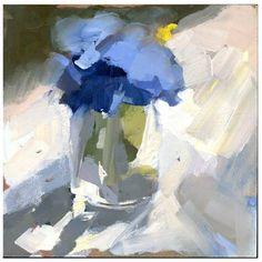 lisa daria artist | ... , original painting by artist Lisa Daria Kennedy | DailyPainters.com