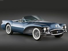 1954 Buick Wildcat   Oh to have one ahhhhhhhhh