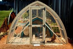 Hobbit Hole Chicken Coops, and More! - Hobbit Hole playhouses, chicken coops, sheds, cottages, saunas, more!