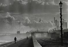 West Hartlepool, England By Colon Jones. West Hartlepool, England By Colon Jones. Famous Pictures, Old Pictures, Industrial Photography, Outdoor Photography, Straight Photography, Industrial Paintings, Summer Memories, Historical Pictures, Vintage Photographs