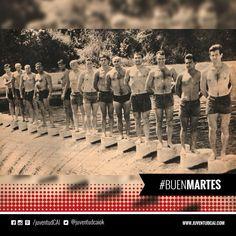 #BuenDiaRojo! #BuenMartes! 😈 El Plantel de #Independiente en Córdoba. Año 1965.