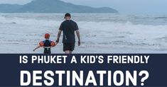 Is Phuket a kid's friendly destination? Holidays With Kids, Family Holiday, Phuket, Vacation Spots, The Good Place, Jr, Thailand, Hotels, How To Plan