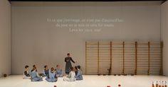 Romeo Castelucci - Romeo Castelucci --- #Theaterkompass #Theater #Theatre #Schauspiel #Tanztheater #Ballett #Oper #Musiktheater #Bühnenbau #Bühnenbild #Scénographie #Bühne #Stage #Set