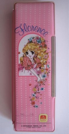 Florence pencil case - back by ✎☁Iron Lace☁✎, via Flickr