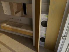 Wasmachine Kast Badkamer : Wasmachine in badkamer elegant met wasmachine of badkamer naar