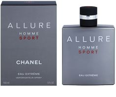 Allure homme sport (Chanel) Perfume Store, Perfume Oils, Perfume Bottles, Allure Homme Sport, Chanel Allure Homme, Armani Perfume, Best Perfume For Men, Perfume Collection, Men's Cologne