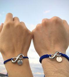 74483b92cef5 10 mejores imágenes de pulseras para parejas