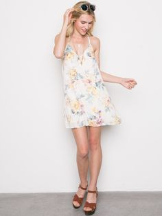 Leilani Floral Dress from Irene