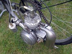European lightweight Motorized - Page 9 - Motorized Bicycle Engine Kit Forum Bicycle Engine Kit, Motorcycle Engine, Motorcycle Art, Bike Art, Mongoose Mountain Bike, Powered Bicycle, Mountain Bike Reviews, Antique Motorcycles, Classic Cars