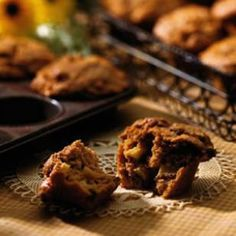 Spiced Apple Butter Bran Muffins & 29 More Healthy Muffin and Bread Recipes
