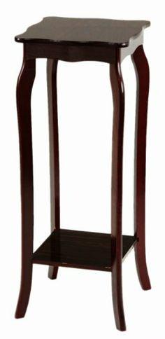 Amazon.com - Frenchi Home Furnishing Phone Table, Cherry