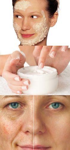Como fazer creme caseiro para o rosto – fórmulas simples #mascarafacial #cremecaseiro #mascaracaseira #dermato #face #limpezafacial