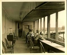 Jersey City history: Roosevelt Stadium Media Booth 1950's Menlo Park Mall, Hudson River, Jersey City, My Town, Public Service, Pent House, Roosevelt, My Images, 1950s