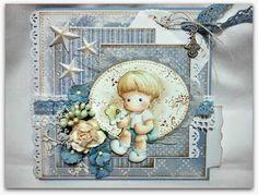 magnolia stamp, Little Edwin