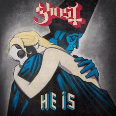 Ghost He Is