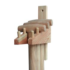 Garden Tool Rack by Sneeboer - Garden Tool Company