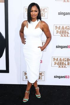 Garcelle Beauvais Garcelle Beauvais, Formal Dresses, Fashion, Dresses For Formal, Moda, Fashion Styles, Fasion, Gowns, Evening Dresses