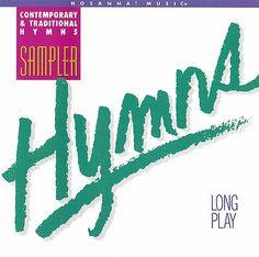 Hosanna! Music Hymns Sampler Long Play CD 1992 Praise & Worship