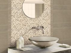 Canvas Sink, Mirror, Canvas, Bathrooms, Home Decor, Sink Tops, Tela, Vessel Sink, Decoration Home