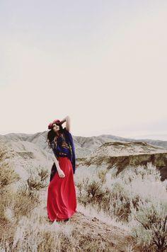 DAYDREAM LILY: Erika Astrid | Desert Rose