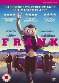 Win five prize packs of hilarious new comedy Frank. To be in with a chance to win, simply log in now. Maggie Gyllenhaal, Michael Fassbender, Frank Movie, Domhnall Gleeson, Film World, New Comedies, Dvd Blu Ray, Pop Bands, Movies