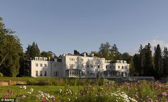 A little place in the country: Coworth Park, a Dorchester Collection hotel, is an ideal venue for a weekend away...