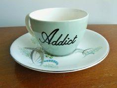 Addict espresso cup