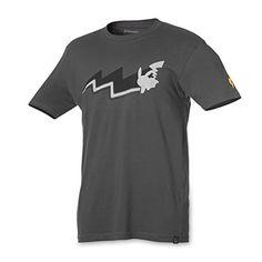 Pikachu Bolt Men's Fitted Crewneck T-Shirt