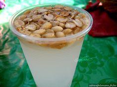 tuba .Bebida típica de Colima, México.