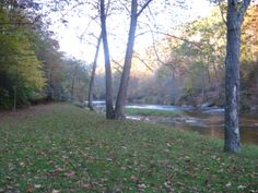 Autumn at Big Reed Island Creek in the Blue Ridge Mountains!