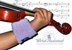 Wrist Assistant - want one in both sizes (one blue, one purple)