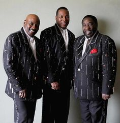 """BET's Lifetime Achievement Award Winners The O'Jays Bring the """"Love Train"""" to Primm Valley Resort and Casino"""