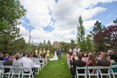 Lionscrest Manor wedding venue in Colorado.