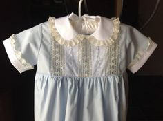 Bubble with Peter Pan Collar and Embroidered by CatherynCollins