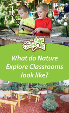 Working With Advocates Like You Nature Explore Transforms Children S Lives Through Research Based Outdoor Clroom Design Services Educator Works