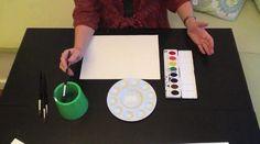 Creating Skin Tones with Watercolors