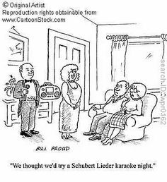classical music humor | A Party I Would Go To