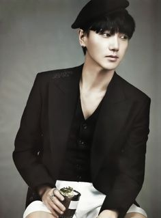 Yesung in Ceci