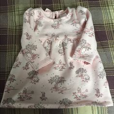 Nwot Gymboree dress 3 to 6 months Nwot Gymboree dress 3 to 6 months pink woodland creatures washed never worn Other