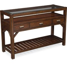 Wanderlust - Console Table