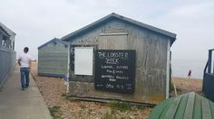 The Lobster Shack, Whistable, Kent.