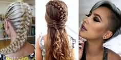 Weekly hair collection: 39 TOP hairstyles that you will love!